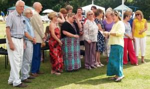verwood voices community choir